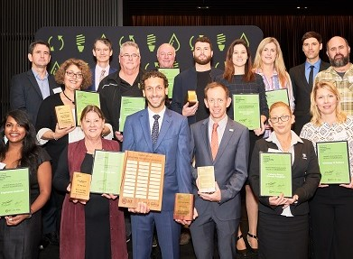 Awards 2019 winners