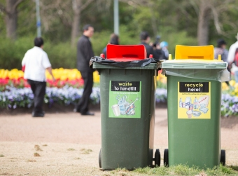 Public Event Recycling Program